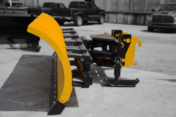 Arctic Snow And Ice Products Sectional Sno Plow